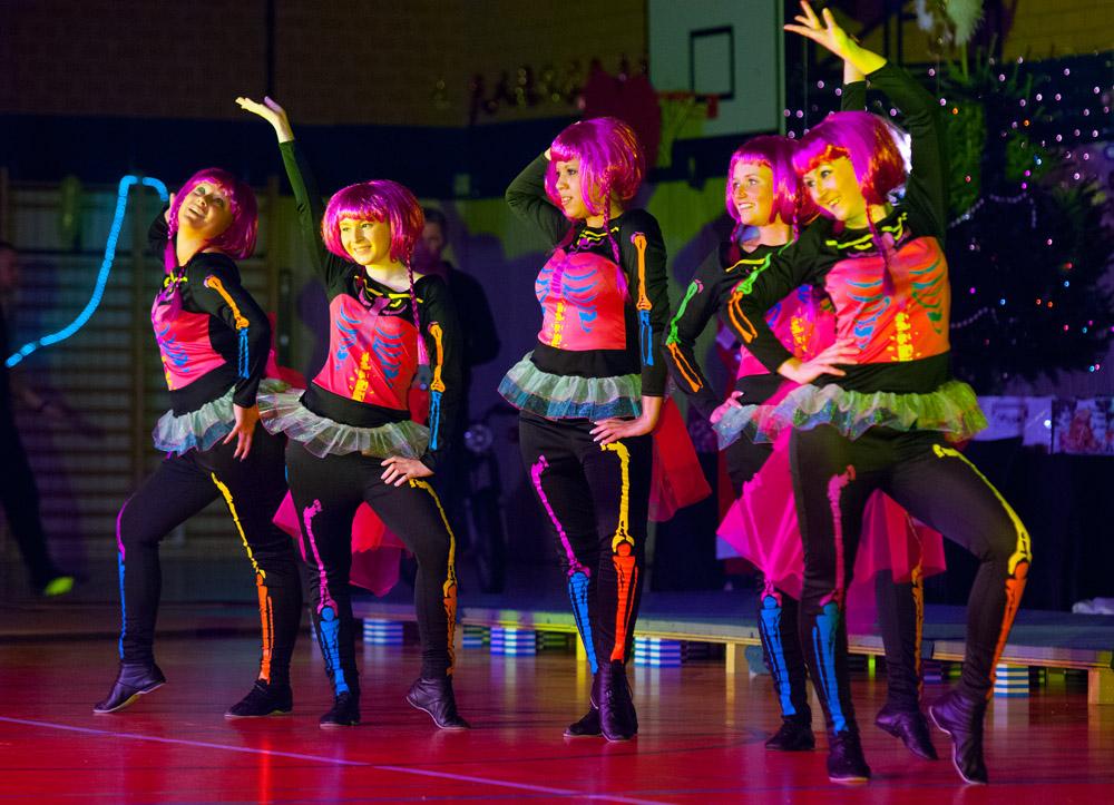 Weihnachtsgala 2012  des TSV Einheit Bitterfeld